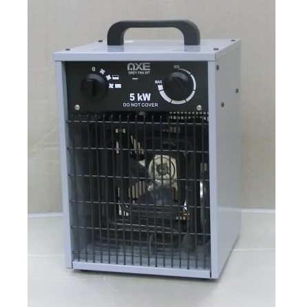 Värmefläkt AXE 5 kW
