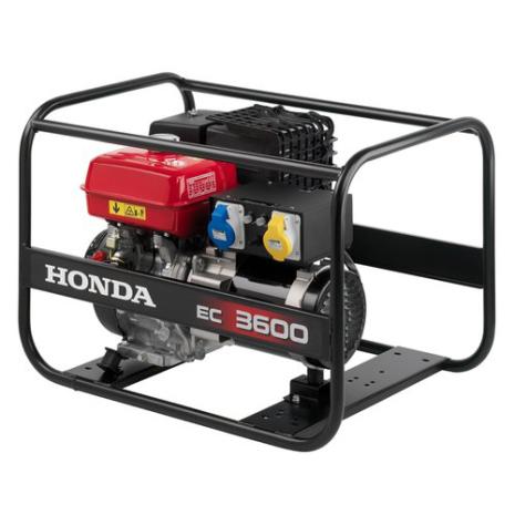 Bensinelverk HONDA EC 3600