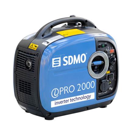 Bensinelverk SDMO Inverter Pro 2000