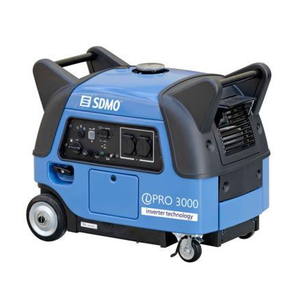 Bensinelverk SDMO Inverter Pro 3000