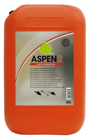 Alkylatbensin Aspen 2, 25 liter