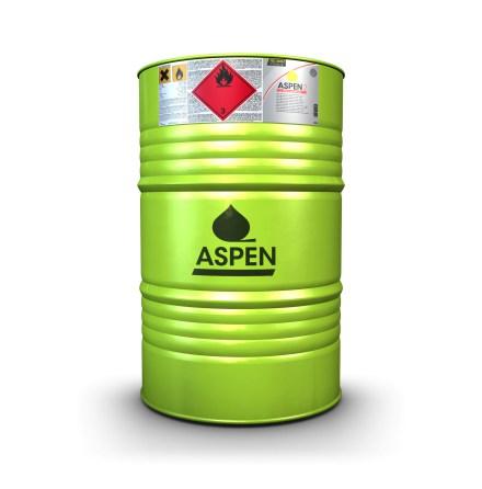 Alkylatbensin Aspen 4, 200 liter