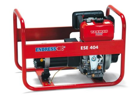 Dieselelverk Endress ESE 404 YS DI