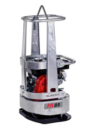 Framåtgående markvibrator FR 85