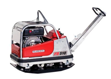Fram och backgående markvibrator FB 510