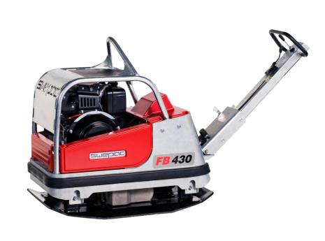 Fram och backgående markvibrator FB 430