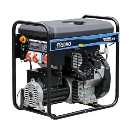 Bensinelverk SDMO Technic 20000 TE AVR C