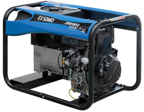 Dieselelverk SDMO DIESEL 6500 TE XL