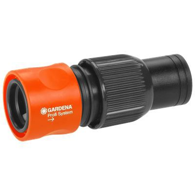 "Gardena Profi Maxi-Flow System Slangkoppling 19 mm (3/4"")"