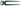 Kniptång 300 mm