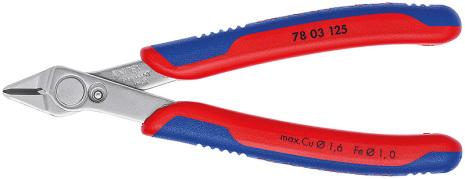 Electronic Super Knips® Klipptång 125 mm