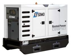Dieselelverk SDMO R66C3