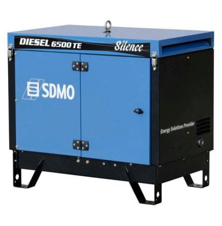 Dieselelverk SDMO Diesel 6500 TE Silence