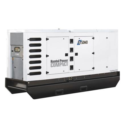 Dieselelverk SDMO R550C3