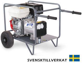 Bensinelverk KVM H 4006