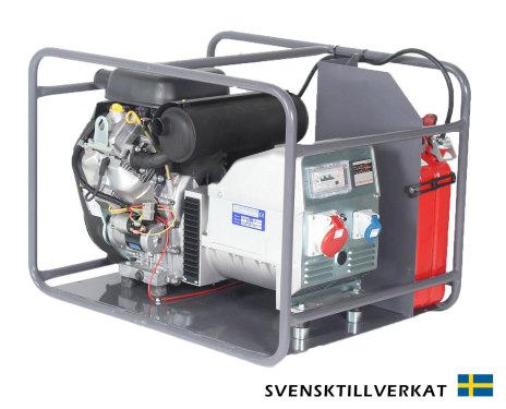 Bensinelverk KVM V 16000E