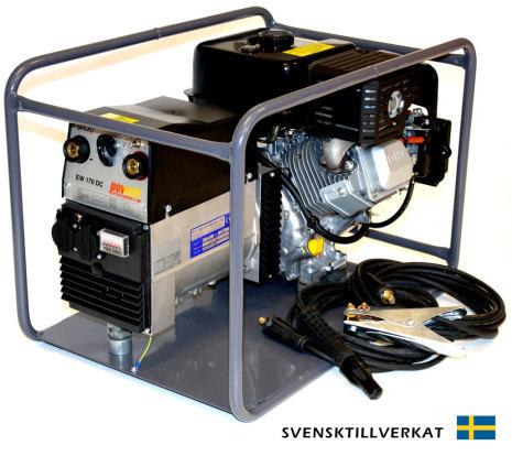 Motorsvets KVM H 200