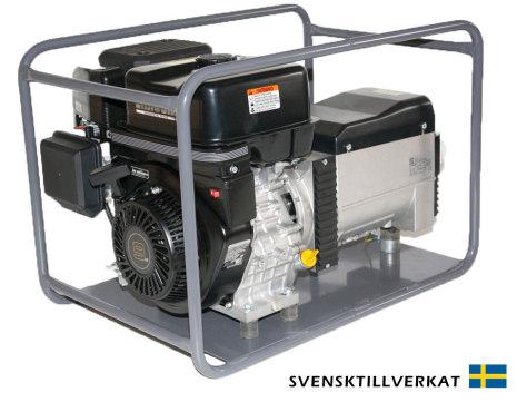 Bensinelverk KVM V 4006 Extra Power