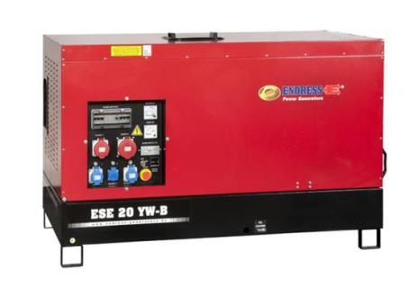 Dieselelverk ENDRESS Diesel Line ESE 10 YW-B