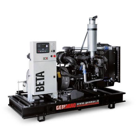 Dieselelverk Genmac Beta G80PO