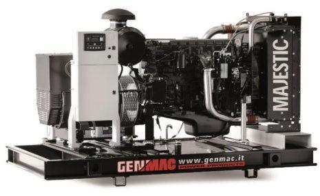 Dieselelverk Genmac Majestic G400PO