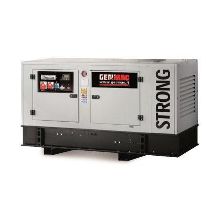 Dieselelverk Genmac Strong G30PS