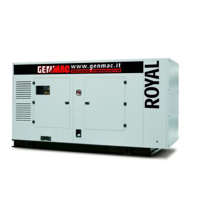 Dieselelverk Genmac Royal G180PS