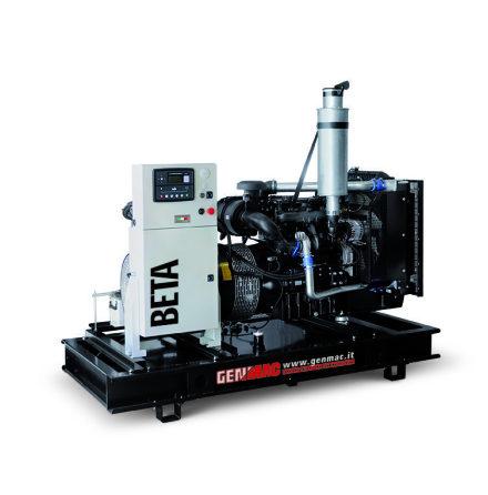 Dieselelverk Genmac Beta G60IO
