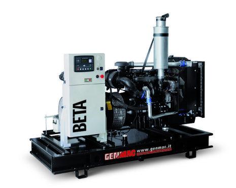 Dieselelverk Genmac Beta G80IO