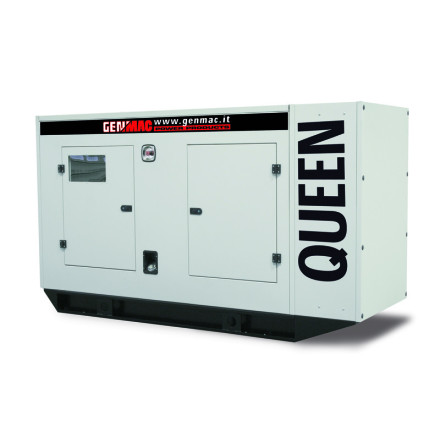 Dieselelverk Genmac Queen G100IS