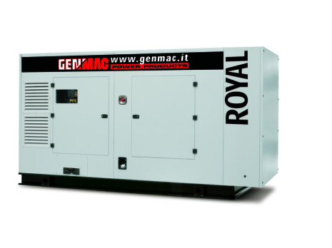 Dieselelverk Genmac Royal G150IS