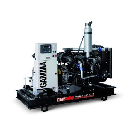 Dieselelverk Genmac Gamma G100CO
