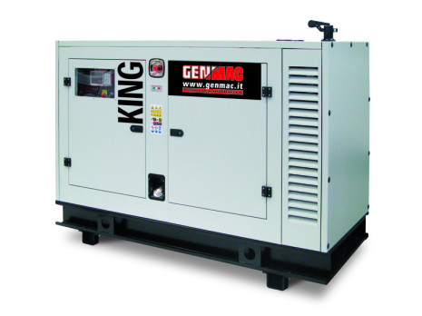 Dieselelverk Genmac King G60CS