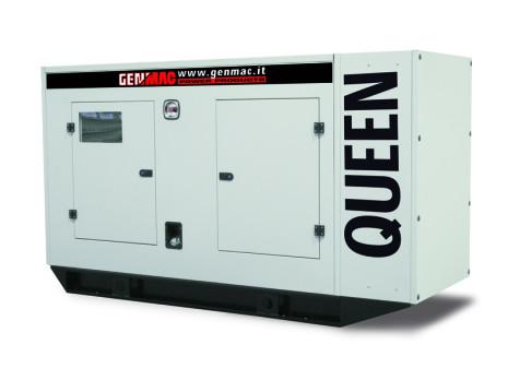 Dieselelverk Genmac Queen G80CS