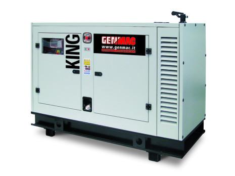 Dieselelverk Genmac King G60JS
