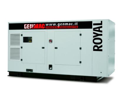 Dieselelverk Genmac Royal G200JS