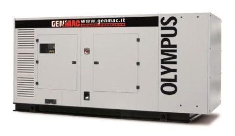 Dieselelverk Genmac Olympus G300VS