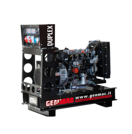 Dieselelverk Genmac Duplex G15YO