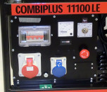 Dieselelverk Genmac Combiplus 11100KE