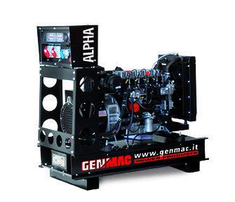 Dieselelverk Genmac Alpha G40YO