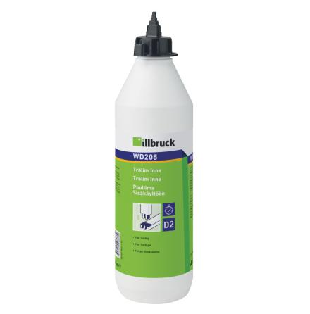 Trälim inne WD205 750ml illbruck