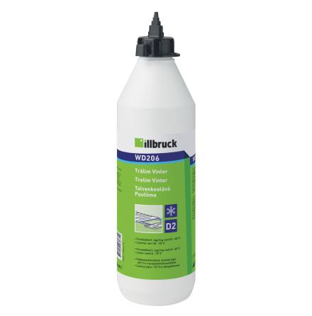 Trälim Vinter WD206 750ml illbruck