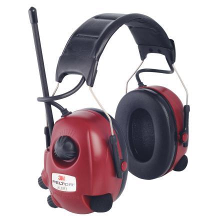 Hörselkåpa Alert FM Peltor