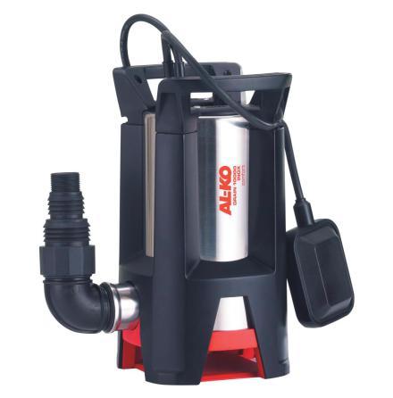 Dränkbar Pump 10000 INOX
