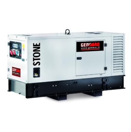 Dieselelverk Genmac Stone G30YS-E