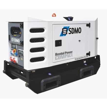 Dieselelverk SDMO R16CC