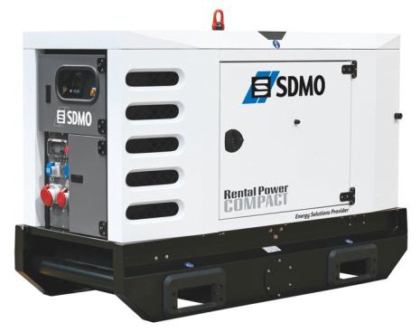 Dieselelverk SDMO R33C3