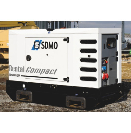 Dieselelverk SDMO R44C3