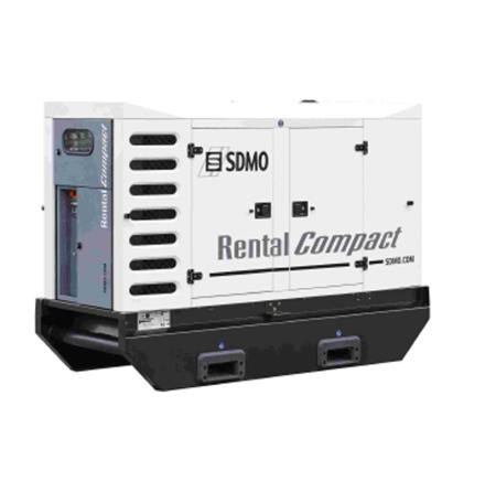 Dieselelverk SDMO R110C3