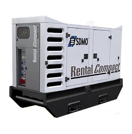 Dieselelverk SDMO R220C3